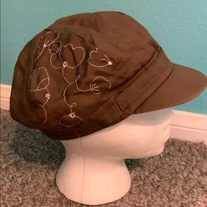 Women's Embroidered Hat